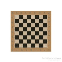 Eksen Ahşap Satranç Tablası 30x30 cm - YA