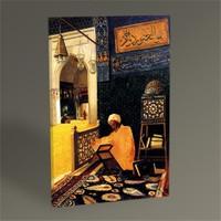 Tablo 360 Osman Hamdi Bey Kuran Okuyan Hoca Tablo 45X30
