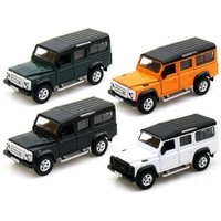 Rmz City Die Cast Land Rover Defender