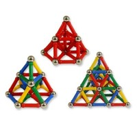 Manyetik Lego Seti Magnastix 37 Parça
