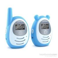 Loobex Lbx-2622T Titreşimli Dijital Bebek Telsizi Mavi