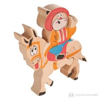 Neva Toys Puzzle Serisi - Nasreddin Hoca