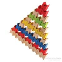 Neva Toys Yıldız Bloklar - 55 Parça