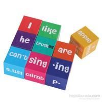 Neva Toys Neva Küp - İngilizce Öğreniyorum-1