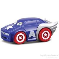 Maisto Kaptan Amerika Karakter Oyuncak Araba