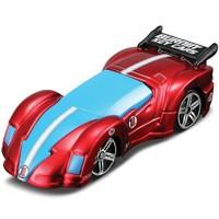 Maisto Burning Key Cars Kırmızı Oyuncak Araba