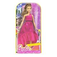 Barbie Büyüleyici Pembe Elbisesi Dgy69