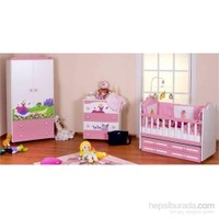 Babyhope Bebek Odası Takımı Prenses