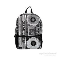 Mojo Boombox Speaker Backpack - Hoparlör Çanta