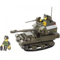 Sluban Yapboz Blok 178 Parça Ac T90 Tank