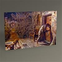 Tablo 360 William Holman Hunt Evren'in Işığı Tablo 45X30