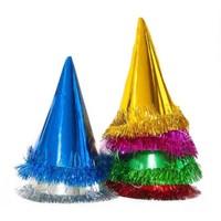 Pandoli 250 Adet Karton Kukuleta Parti Şapkası