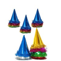 Pandoli 1000 Adet Karton Külah Parti Şapkası