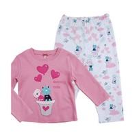 Zeyland Kız Çocuk Pembe Pijama Takim K-52Z602pjm401