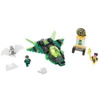 Lego Super Heroes G Lantern Vs Sinestro 76025