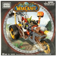 World Of Warcraft Goblin Trike Oyun Seti