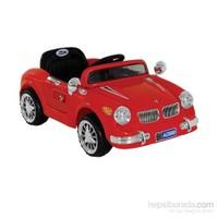 Babyhope A-068 Akülü Araba 12V (Kırmızı)