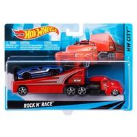 Hot Wheels Taşıyıcı Tırlar Rock'n Race