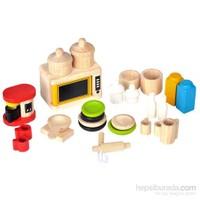 Plantoys Mutfak & Sofra Takımı Aksesuarları (Accessories For Kitchen & Tableware)