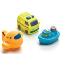 Playgro Sevimli Taşıtlar Banyo Oyun Seti