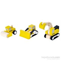 Plantoys Yol İnşaat Seti (Road Construction Set)