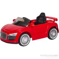 Baby2Go 9327 Uzaktan Kumandalı 12V Akülü Araba / Kırmızı