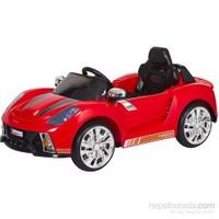 Baby2Go 9328 Uzaktan Kumandalı 12V Akülü Araba / Kırmızı