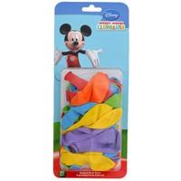 Mickey Mouse Baskısız Parti Balonu 50 Adet