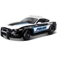 Maisto 2015 Ford Mustang Gt Police 1:18 Model Araba