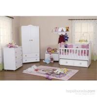 Babyhope 900 Standart Beşikli Bebek Odası Takımı ( Full Avantaj Paket)