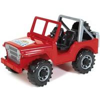 Bruder Jeep Kırmızı