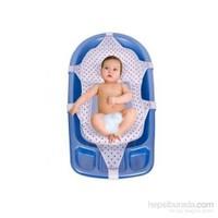 Sevi Bebe Lüks Bebek Banyo Filesi - Bordo Puanlı