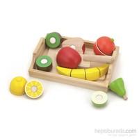 Vıga Toys Ahşap Meyveler