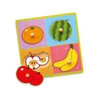 Vıga Toys Meyveler Puzzle