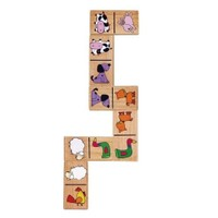 Vıga Toys Domino Hayvanlar