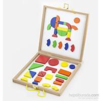 Vıga Toys Manyetik Bloklar - 42 Parça