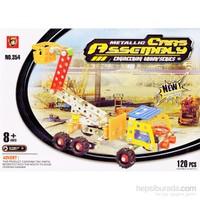 Buffer 120 Parça Metal Lego Vinç