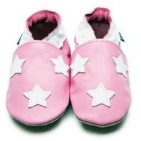 İnch Blue Hakiki Deriden Patik Stardom Baby Pink