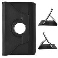 Cep Market Samsung Galaxy Tab 3 Lite T113 Kılıf Standlı Kasalı - Siyah
