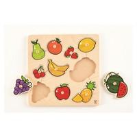Hape Meyveler Puzzle