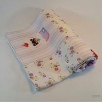 Zey Tasarım Bebek Puset Battaniyesi - Cupcake Baby