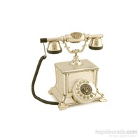 Anna Bell Konak Gümüş Varaklı Telefon