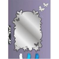 Kelebekli Ayna Kopan Kelebekli Portmanto Boy Aynası