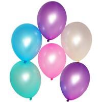 Trio Balon Metalize 8 Adet