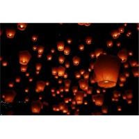 Aktepe 10 Adet Dilek Feneri