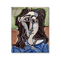 Tictac Picasso 16 Kanvas Tablo - 60X90 Cm