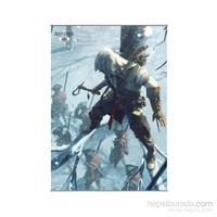 Assassin's Creed Iıı Wall Scroll Vol. 2 Rulo Duvar Afişi