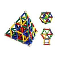 Buffer 84 Parça Manyetik Lego Seti