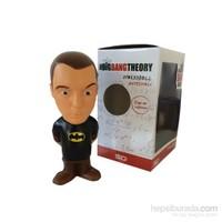 Big Bang Theory Stress Doll: Sheldon Batman Stres Oyuncağı
