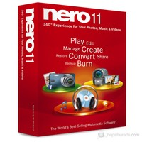 Nero 11 Multimedya Yazılım